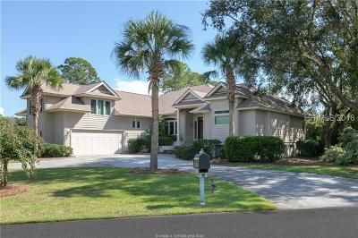 Hilton Head Island Single Family Home For Sale: 68 Sedge Fern Drive