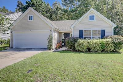 Single Family Home For Sale: 42 Wheatfield Circle