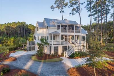 Beaufort County Single Family Home For Sale: 33 Jackfield Rd