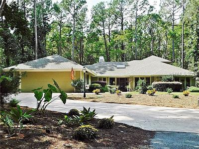 Hilton Head Island Single Family Home For Sale: 48 Royal James Drive