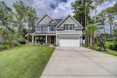Bluffton Single Family Home For Sale: 6 Wassaw Island Court