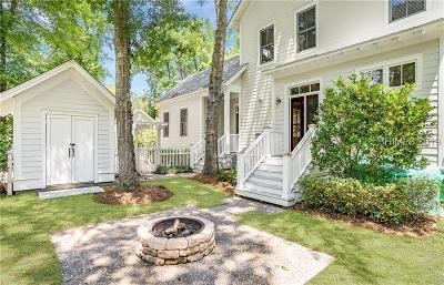 Beaufort Single Family Home For Sale: 4 Colony Court
