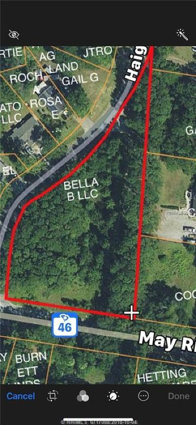 Bluffton Residential Lots & Land For Sale: 10 Haigler Blvd