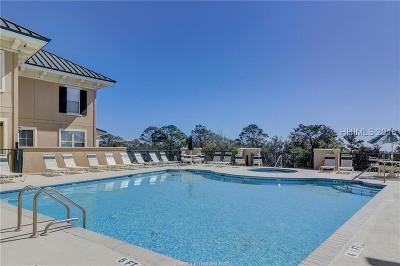 Beaufort County Condo/Townhouse For Sale: 3 N Forest Beach #401