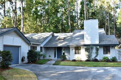 Hilton Head Island Single Family Home For Sale: 8 Arrow Wood Road