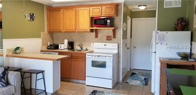 Hilton Head Island SC Condo/Townhouse For Sale: $130,000