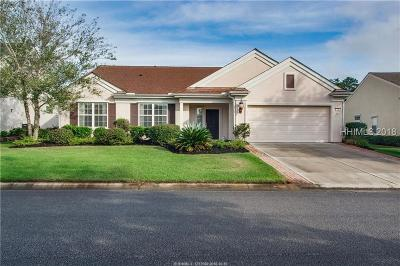 Bluffton Single Family Home For Sale: 73 Concession Oak Drive