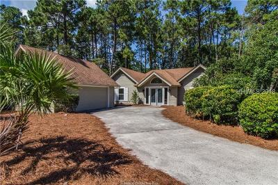 Hilton Head Island Single Family Home For Sale: 37 Cypress Marsh Dr