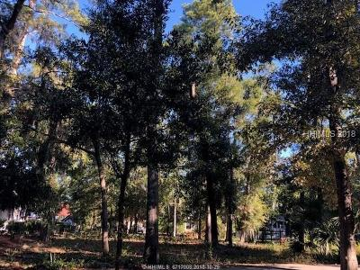 Bluffton Residential Lots & Land For Sale: 5917 Ginkgo Lane