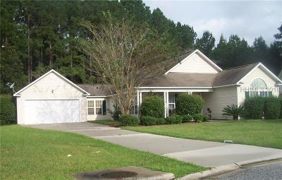 Bluffton Single Family Home For Sale: 144 Knightsbridge Rd