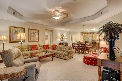 Hilton Head Island Condo/Townhouse For Sale: 87 Ocean Lane #8110