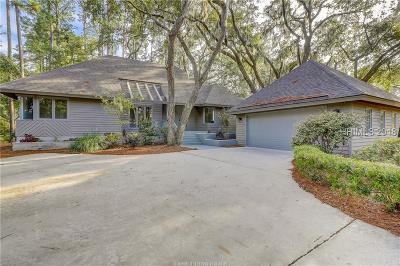 Beaufort County Single Family Home For Sale: 77 Governors Road