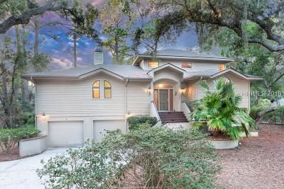 Beaufort County Single Family Home For Sale: 6 Painted Bunting Rd