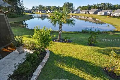 Bluffton Single Family Home For Sale: 29 Weeping Willow Drive