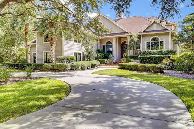 Hilton Head Island Single Family Home For Sale: 12 Full Sweep