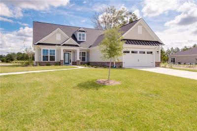Jasper County Single Family Home For Sale: 1938 Club Way