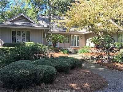 Beaufort County Single Family Home For Sale: 31 Wisteria Lane