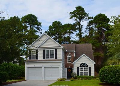 Bluffton Single Family Home For Sale: 116 Lake Linden Drive