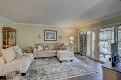 Beaufort County Condo/Townhouse For Sale: 5 Lake Forest Drive #3369