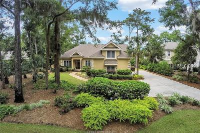 Beaufort County Single Family Home For Sale: 11 Whitney Place