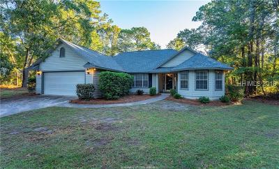 Beaufort Single Family Home For Sale: 43 Marsh Drive