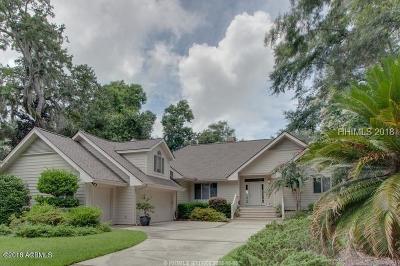 Saint Helena Island Single Family Home For Sale: 220 Dataw Drive