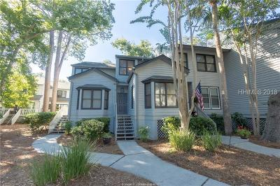 Hilton Head Island Condo/Townhouse For Sale: 19 Lemoyne Avenue #45