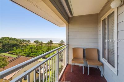 Hilton Head Island Condo/Townhouse For Sale: 39 S Forest Beach Drive #525