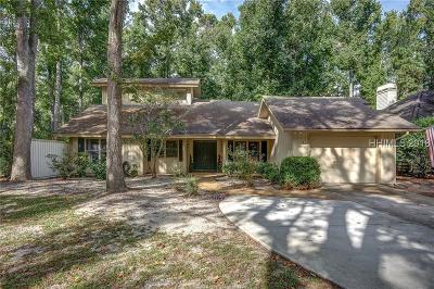 Hilton Head Island Single Family Home For Sale: 1 Sundew Court
