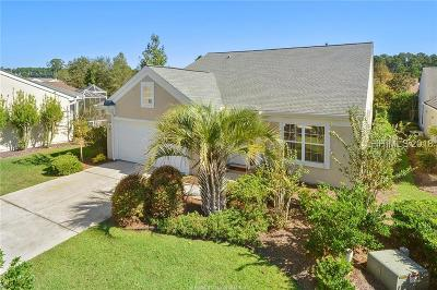 Bluffton Single Family Home For Sale: 7 Sundome Ct
