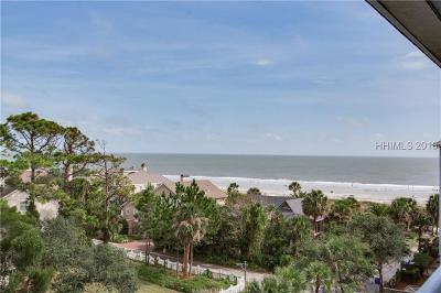 Hilton Head Island Condo/Townhouse For Sale: 10 N Forest Beach Drive #2503