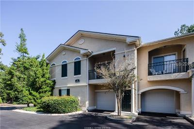 Hilton Head Island Condo/Townhouse For Sale: 4 Indigo Run Drive #910