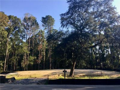 Bluffton Residential Lots & Land For Sale: 3 Driftwood Court W