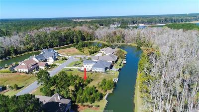 Bluffton Residential Lots & Land For Sale: 54 Anchor Cove Court