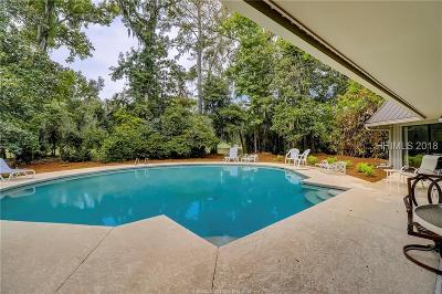 Hilton Head Island Single Family Home For Sale: 26 Red Maple Road