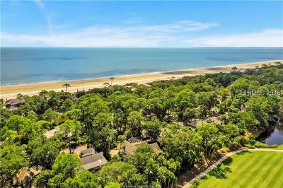 Hilton Head Island Single Family Home For Sale: 6 W Beach Lagoon Road