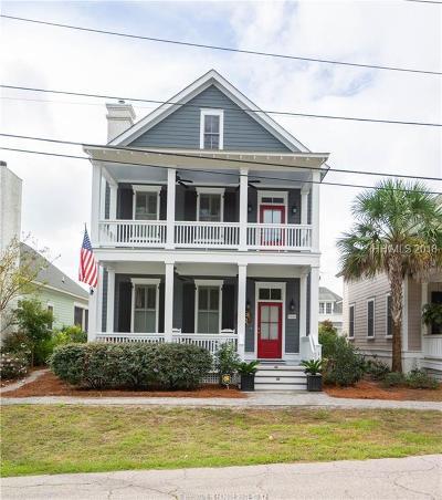Beaufort Single Family Home For Sale: 1606 Duke Street