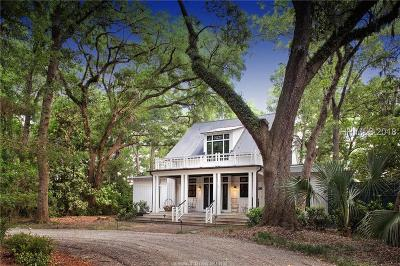 Beaufort County Single Family Home For Sale: 6 Low Bottom Lane