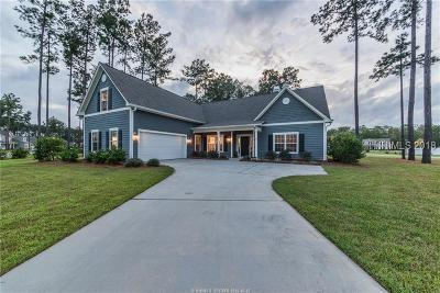 Beaufort County Single Family Home For Sale: 27 Junction Way