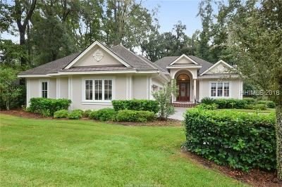 Bluffton Single Family Home For Sale: 48 Newberry Court