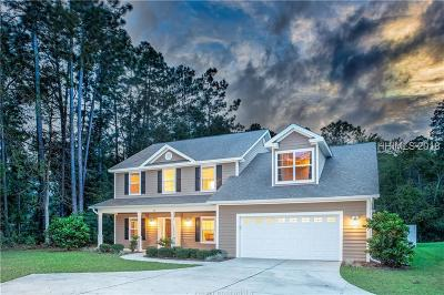 Beaufort County Single Family Home For Sale: 11 Olde Station Pl