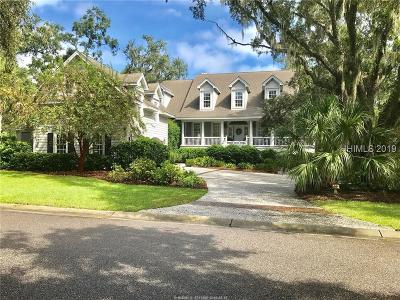 Beaufort County Single Family Home For Sale: 55 Hearthwood Drive