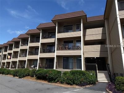Beaufort County Condo/Townhouse For Sale: 40 Folly Field Road #B244