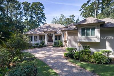 Colleton River Single Family Home For Sale: 4 Mansfield Circle