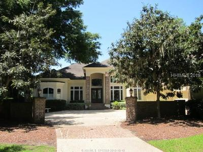 Beaufort County Single Family Home For Sale: 71 Inverness Drive