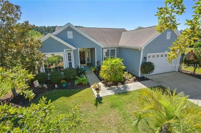 Bluffton Single Family Home For Sale: 17 Becket Place