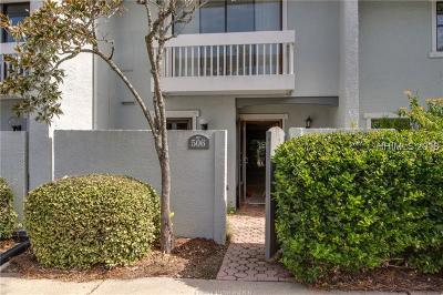 Beaufort County Condo/Townhouse For Sale: 2 William Hilton Parkway #506