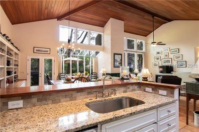 Hilton Head Island Single Family Home For Sale: 59 Wood Duck Road