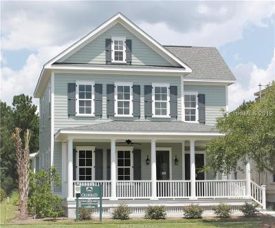 Bluffton Single Family Home For Sale: 5 Caspian Lane