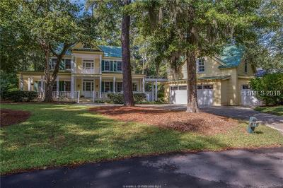 Beaufort County Single Family Home For Sale: 38 Colonel Hazzard Road